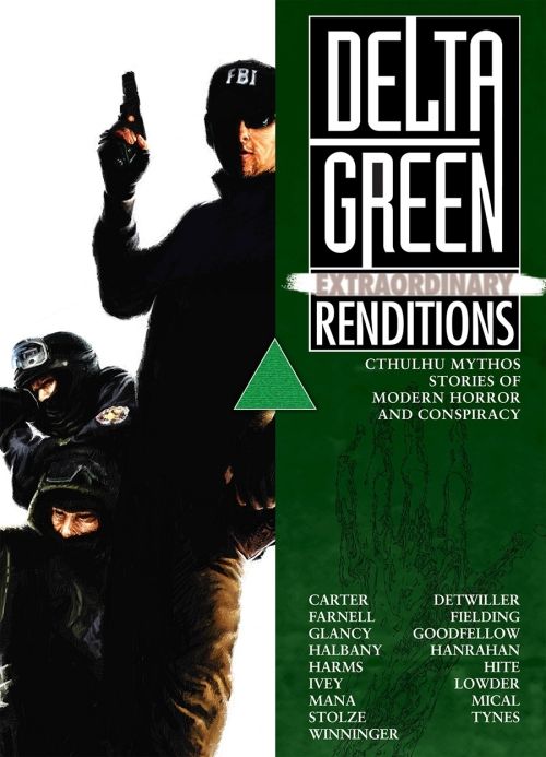 DG Extraordinary Renditions cover