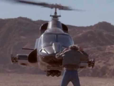 airwolf on foot