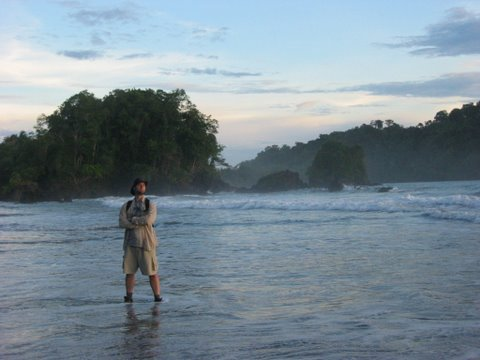 costa rica beach JC